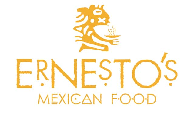 About Us ernestos logo