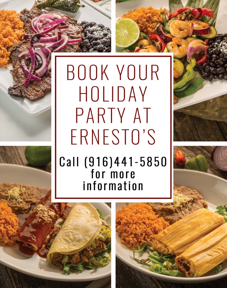 LET'S CELEBRATE!  Ernestos ft booking