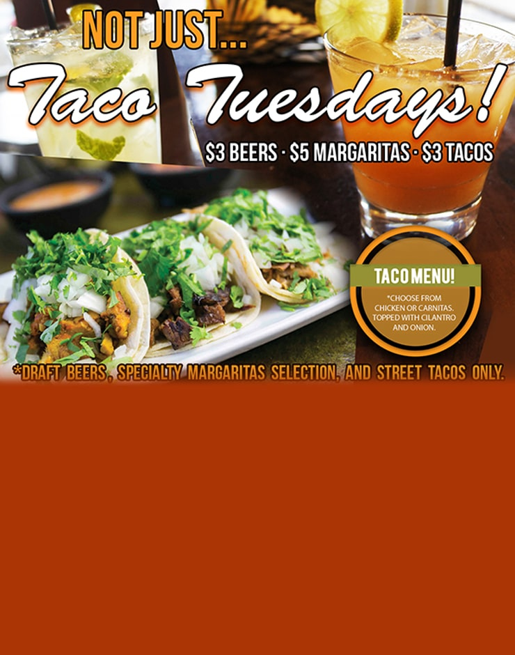 Taco Tuesday  Ernestos taco slide
